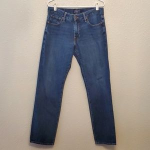 Lucky Brand 221 Original Straight jeans